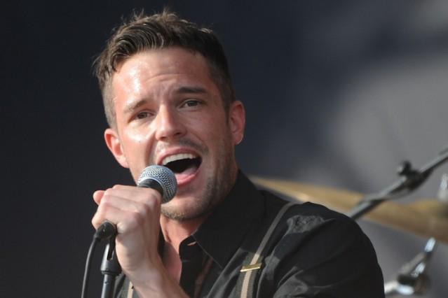 Brandon Flowers / Photo by Getty Images