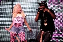 Nicki Minaj and 2 Chainz / Photo by Getty Images