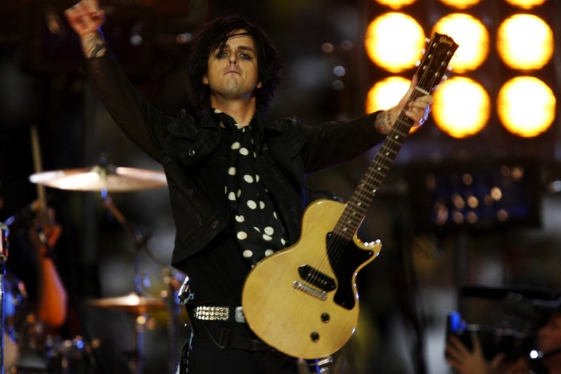 Green Day / Photo by Getty Images