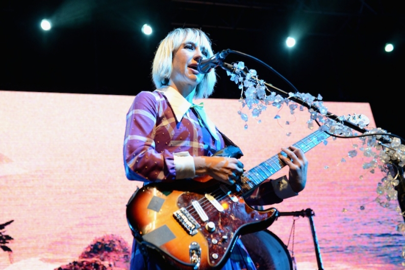 The Joy Formidable's Ritzy Bryan / Photo by Getty Images