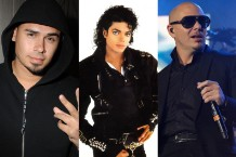 Afrojack, Michael Jackson, Pitbull
