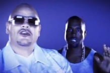 Fat Joe and Kanye West