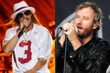 Kid Rock and Matt Berninger / Photos by Getty Images