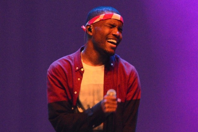 Frank Ocean / Photo by Getty Images