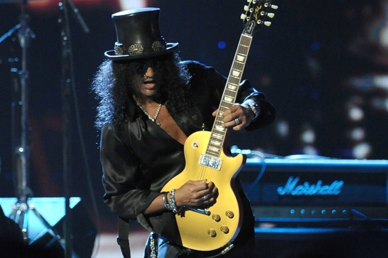 Slash / Photo by Getty Images