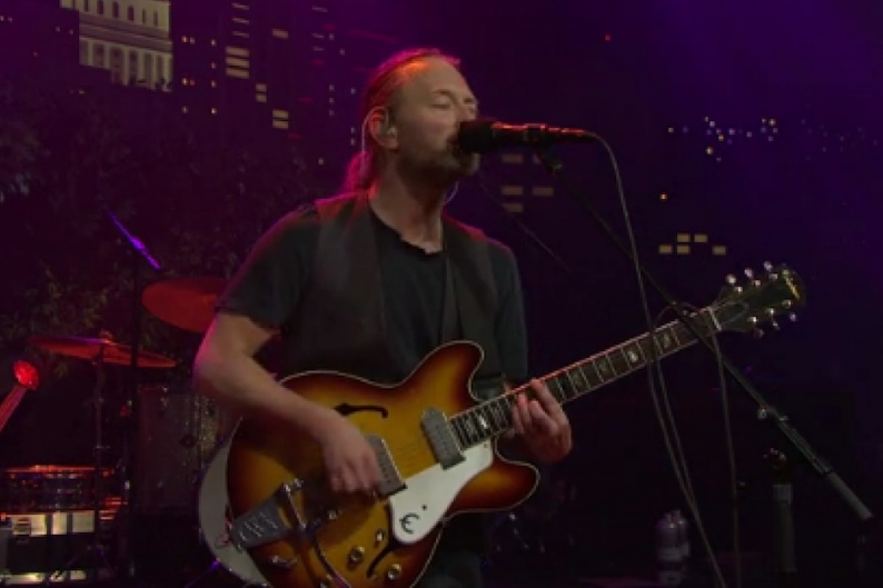 Thom Yorke on 'Austin City Limits'