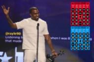 Play Kanye West G.O.O.D. Music 'Cruel Summer' Leak Bingo