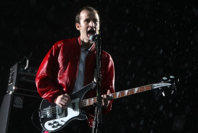 Chris Baio / Photo by Getty Images