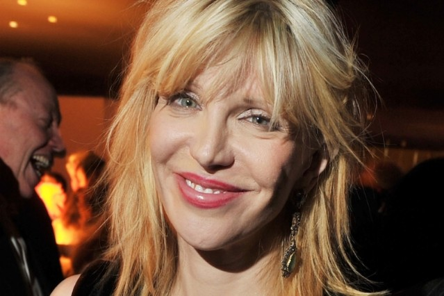 Courtney Love, subject of an upcoming book that's about music! / Photo by Getty Images