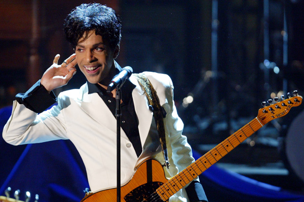 Prince / Photo by Getty Images