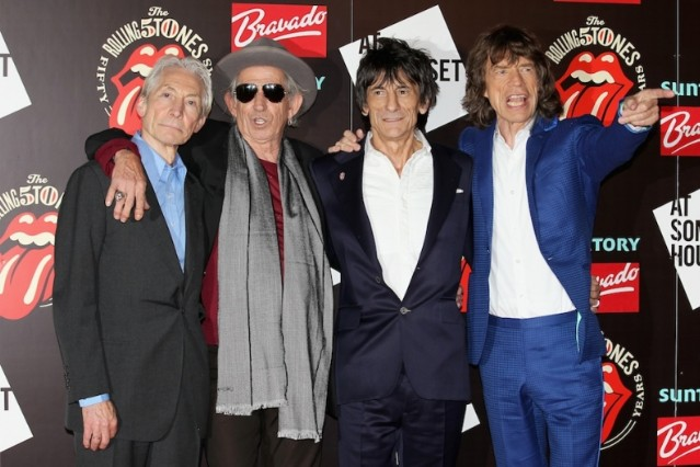 The Rolling Stones / Photo by Getty Images