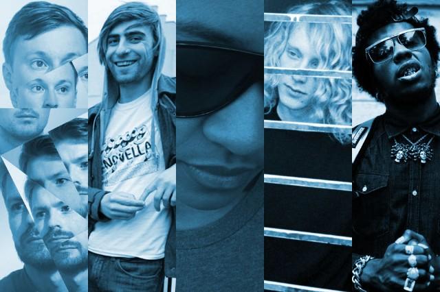 5 Best New Artists for September '12