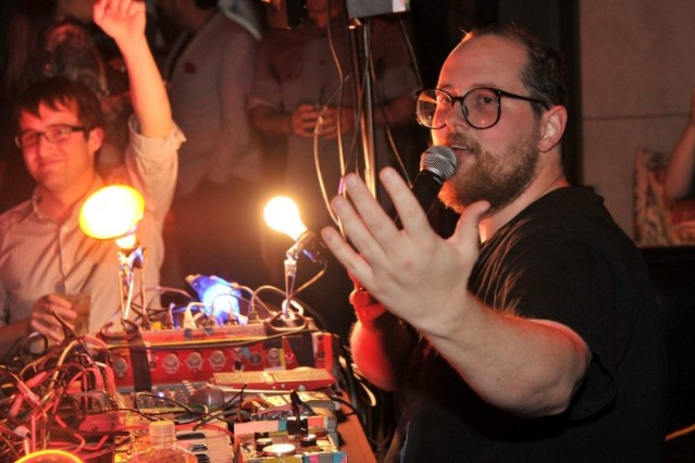 Dan Deacon / Photo by Getty Images