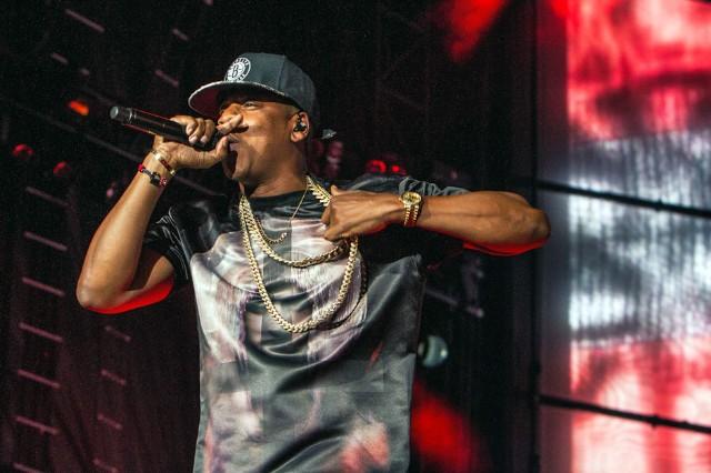 Jay-Z / Photo by Andrew Swartz