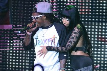 Lil Wayne and Nicki Minaj / Photo by Getty Images