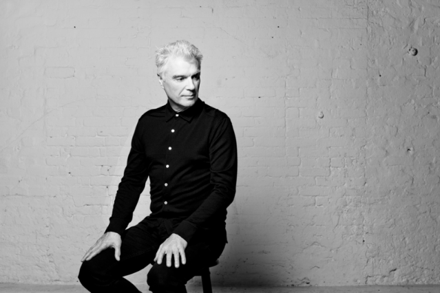 David Byrne / Photo by Catalina Kulczar