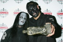 Paul Gray (right) in 2005 / Photo by Getty Images