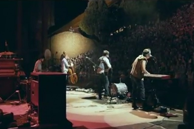 Mumford & Sons Drop Epic Red Rocks Clip for 'I Will Wait' | SPIN