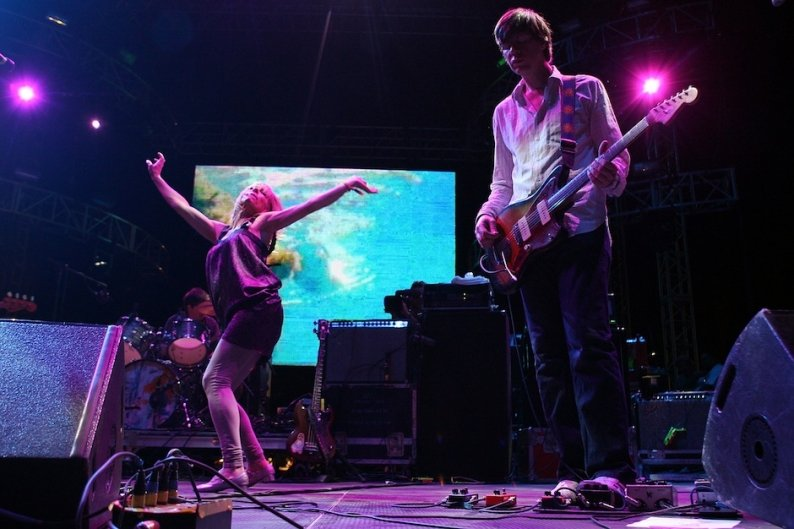 Sonic Youth / Photo by Getty Images
