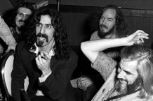 Frank Zappa and the Mothers of Invention, February 1968 / Photo by Ron Galella, Ltd./WireImage