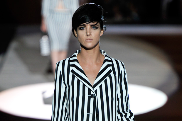 Marc Jacobs Spring/Summer 2013 / Photo by Chris Moore/Catwalking/Getty
