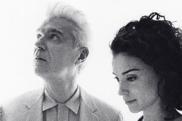 David Byrne and St. Vincent, 'Love This Giant' (Todo Mundo/4AD)