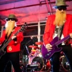 Velcro Fly: Cyndi Lauper and ZZ Top Celebrate With Betsey Johnson and John Varvatos