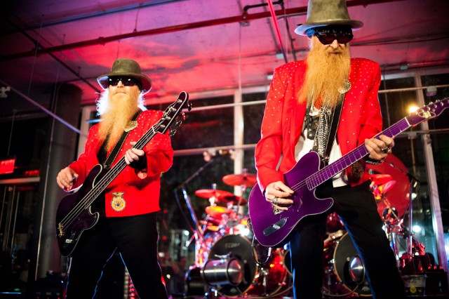 ZZ Top / Photo by Ryan Muir