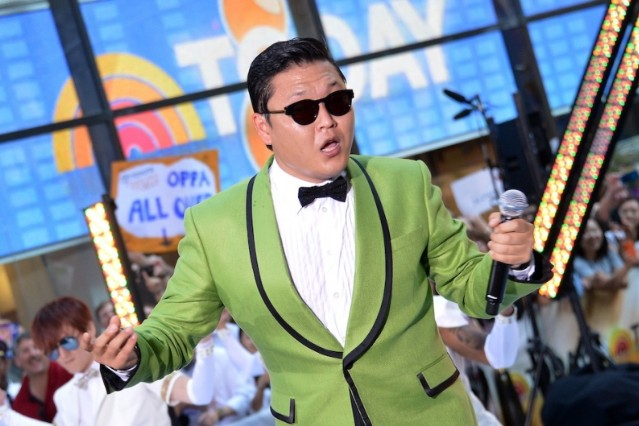 PSY / Photo by Getty Images