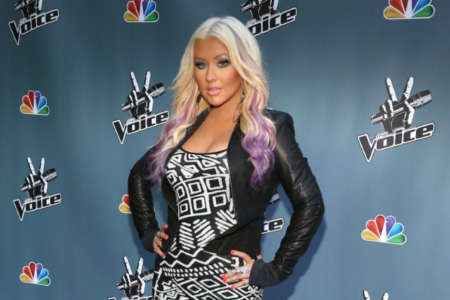 Christina Aguilera / Photo by Getty Images