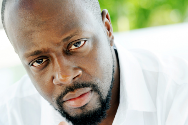 Wyclef Jean / Photo by Cyrille Margarit
