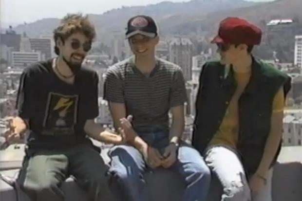 The Beastie Boys in 1989: not joking (just joking, they are joking)