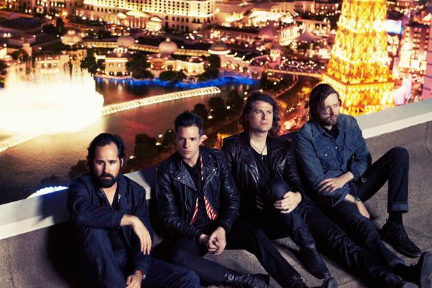 The Killers, 'Battle Born' (Vertigo/Island)