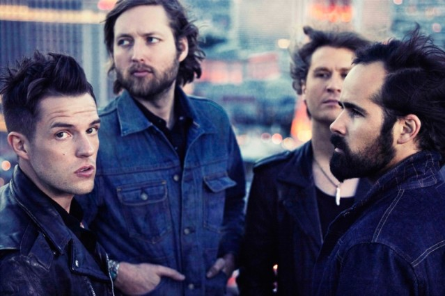 The Killers World Tour Unstaged