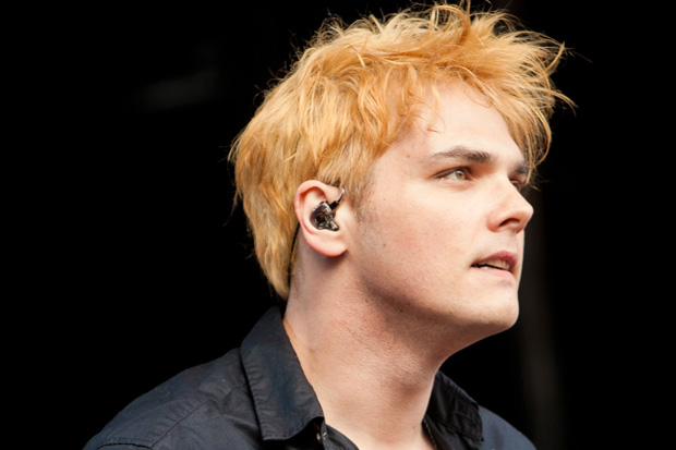 My Chemical Romance at Big Day Out 2012 / Photo by Nic Bezzina