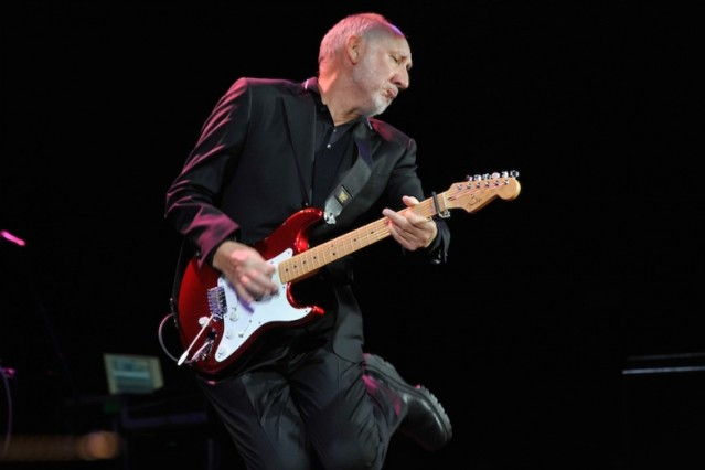 Pete Townshend / Photo by Getty Images