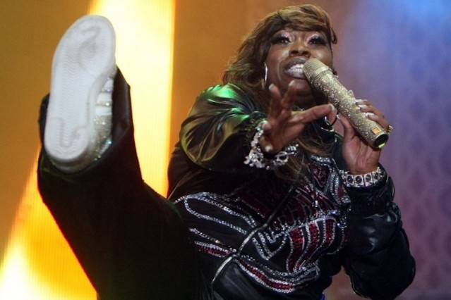 Missy Elliott / Photo by Getty Images