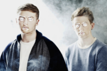 Disclosure photographed by Phil South