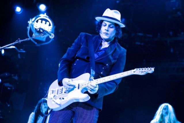 Jack White, king of Virgin, Voodoo, and ACL / Photo by Getty Images