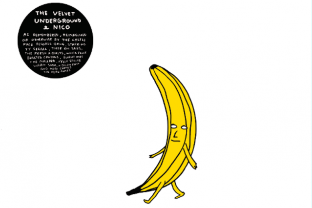 'The Velvet Underground & Nico' by Castle Face and Friends