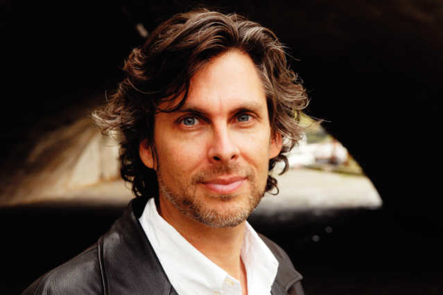 Michael Chabon / Photo by Ulf Andersen