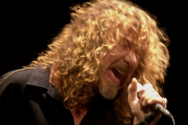 Led Zeppelin Black Dog video live Celebration Day