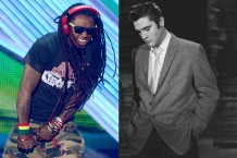 lil wayne elvis presley billboard hot 100 record