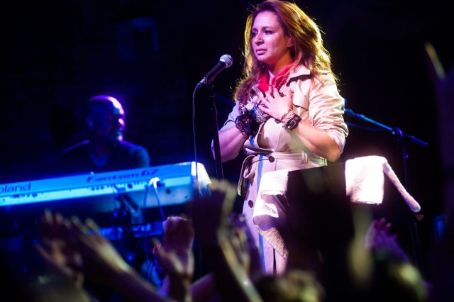 Maya Rudolph and the Roots Cover Prince in Brooklyn