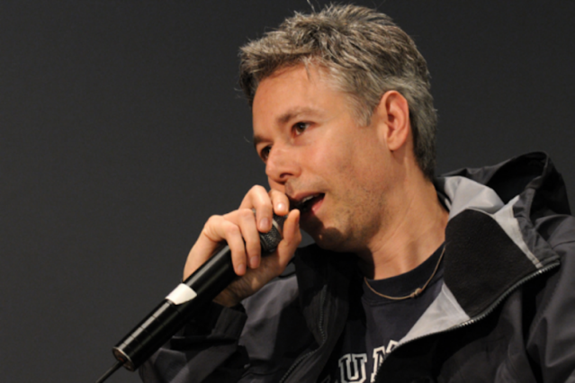 Adam 'MCA' Yauch of the Beastie Boys