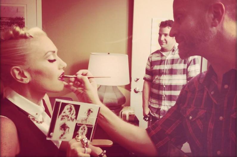 Gwen Stefani of No Doubt