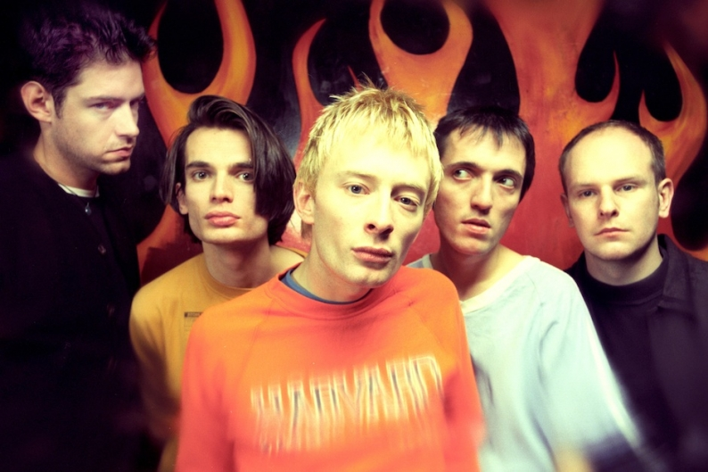 Radiohead! / Photo by Getty Images