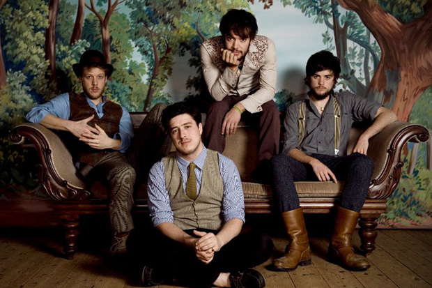 Mumford and Sons, 'Babel' (Gentlemen of the Road/Glassnote)