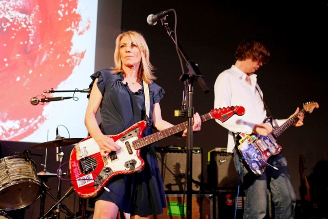 Sonic Youth stolen guitars recovered 1999