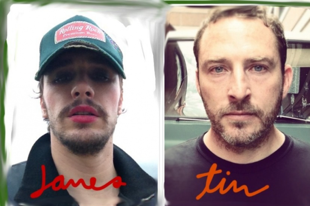 Daddy's James Franco and Tim O'Keefe